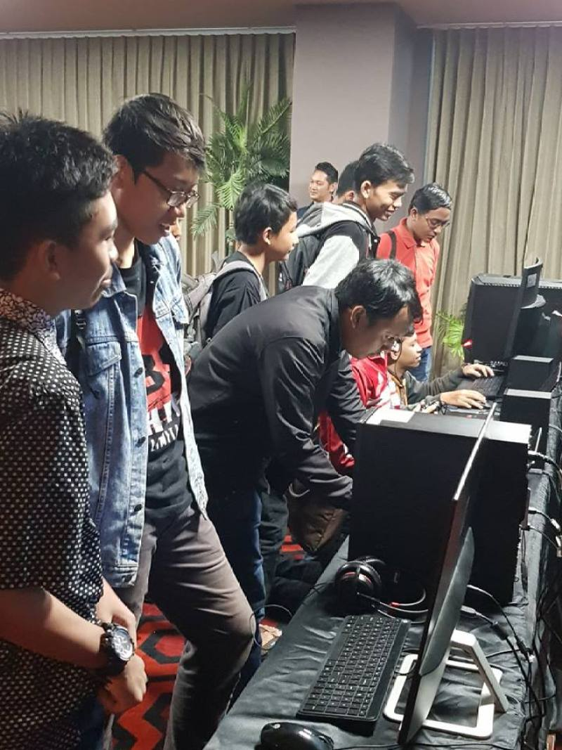 Ryzen Dominate Surabaya