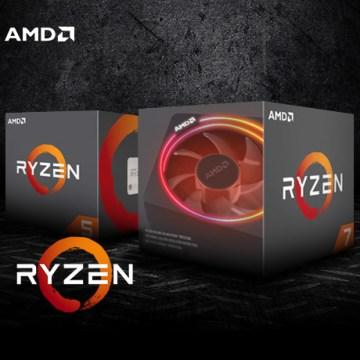 Prosessor Desktop Ryzen™ 2nd Gen Performa Lebih Baik dan Efisien untuk Gamers & Pembuat Konten!