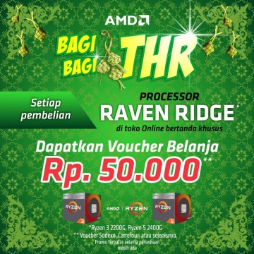 AMD Bagi THR