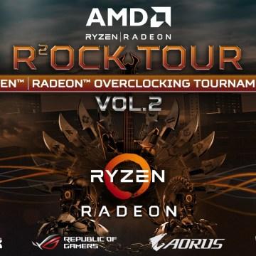 AMD Rock Tour Vol 2