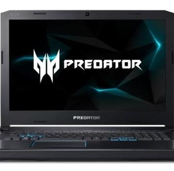 Press realease Acer Predator Helios 500