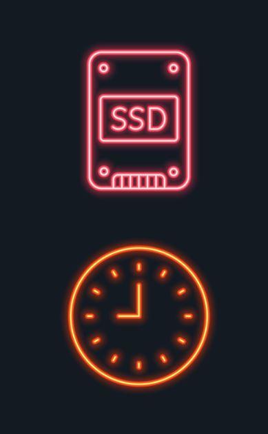 HP A4 SSD