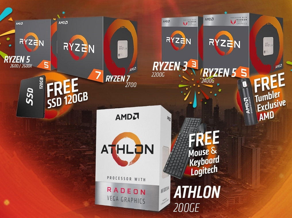 AMD End of Year Promo