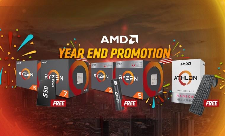 Promo AMD Akhir Tahun
