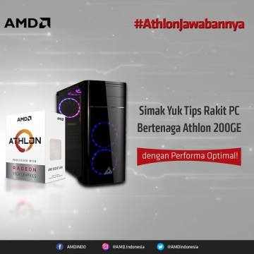 athlon tips rakit PC