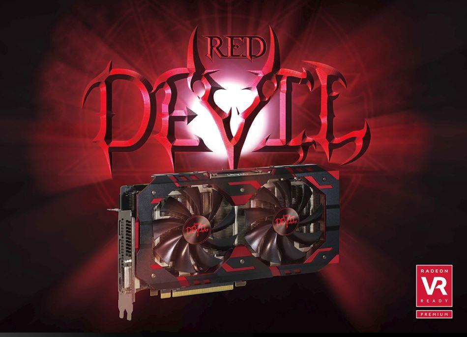 PowerColor Radeon RX 590