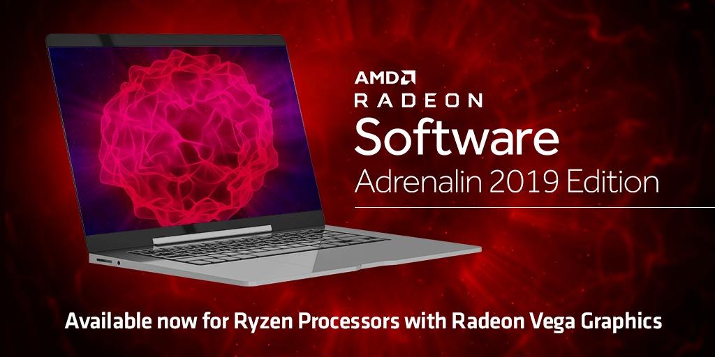 Radeon Software Adrenalin 2019