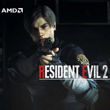 Lawan Zombie Di Resident Evil 2 Tanpa Hambatan dengan Kartu Grafis RadeonTM RX Series!