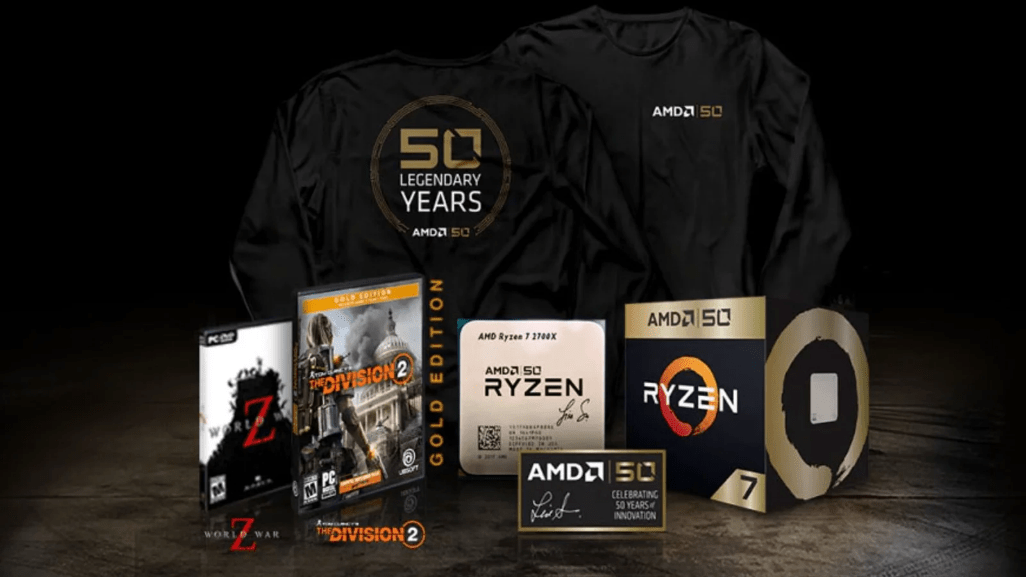 Ryzen 7 Gold Edition