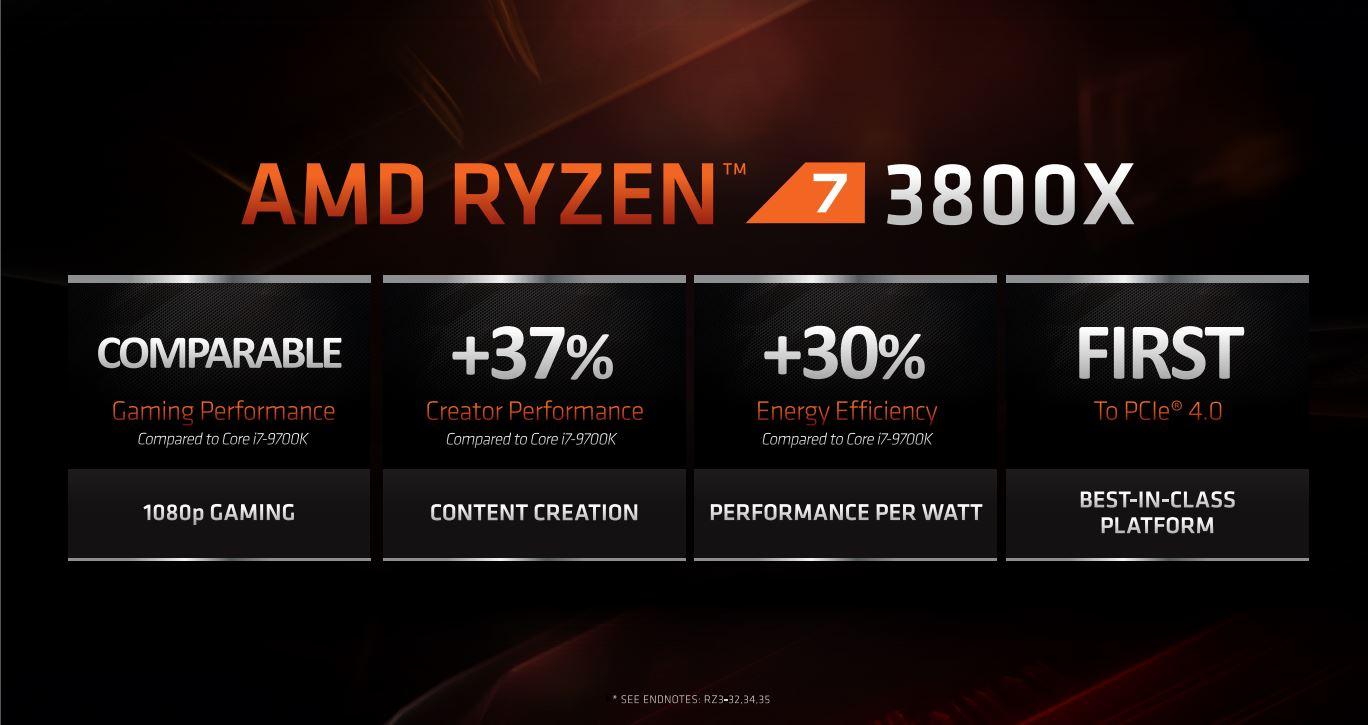 Kelebihan AMD Ryzen 3000 series untuk Creator