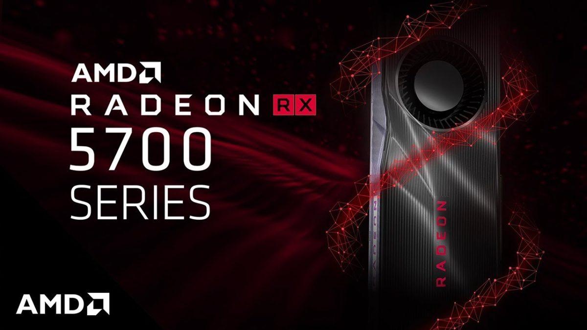 Radeon 5700 Series