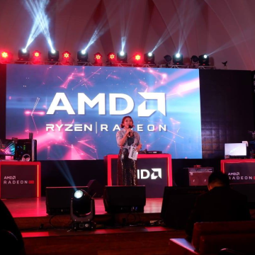 OPENING RYZEN LAUNCH