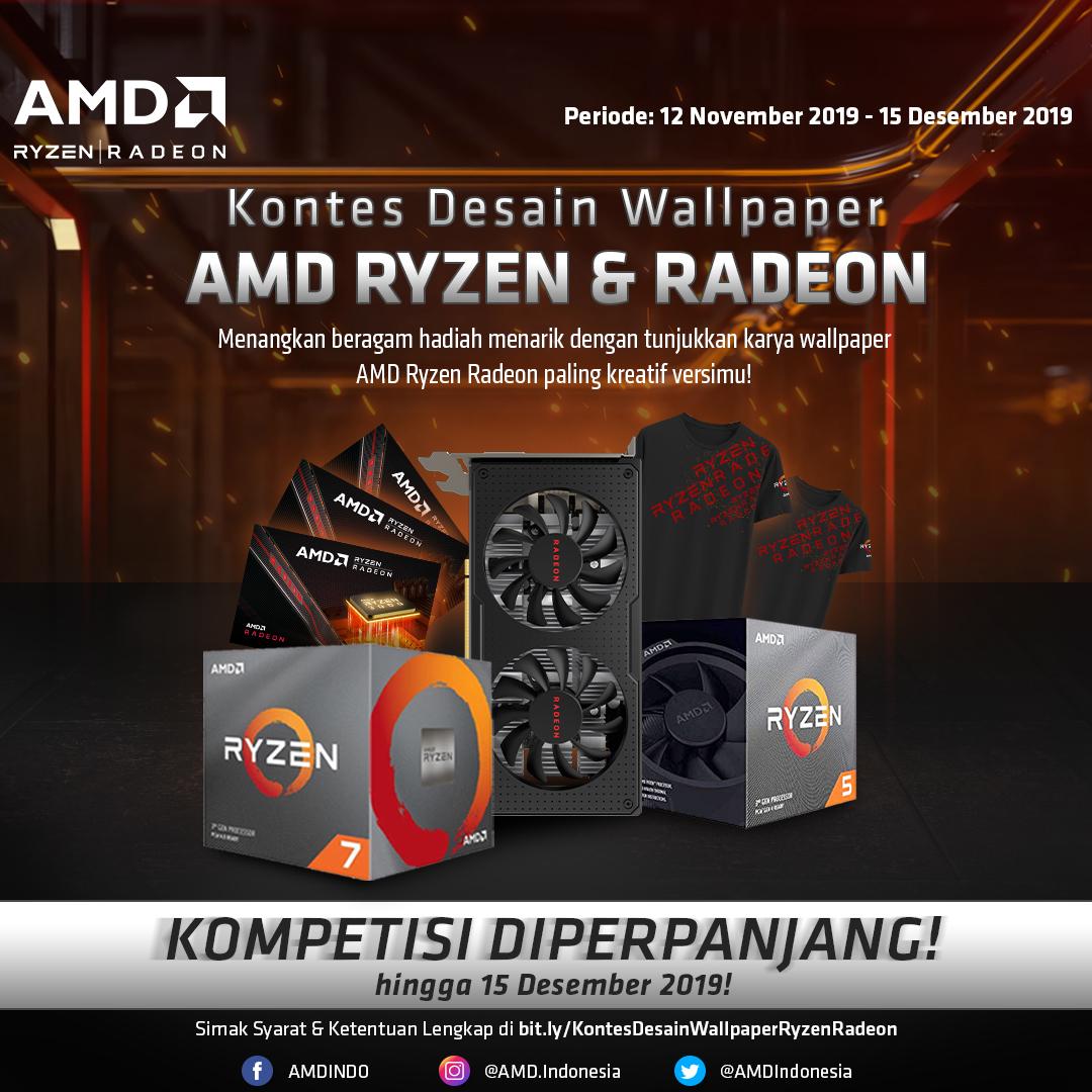 Kompetisi Desain Ryzen Radeon