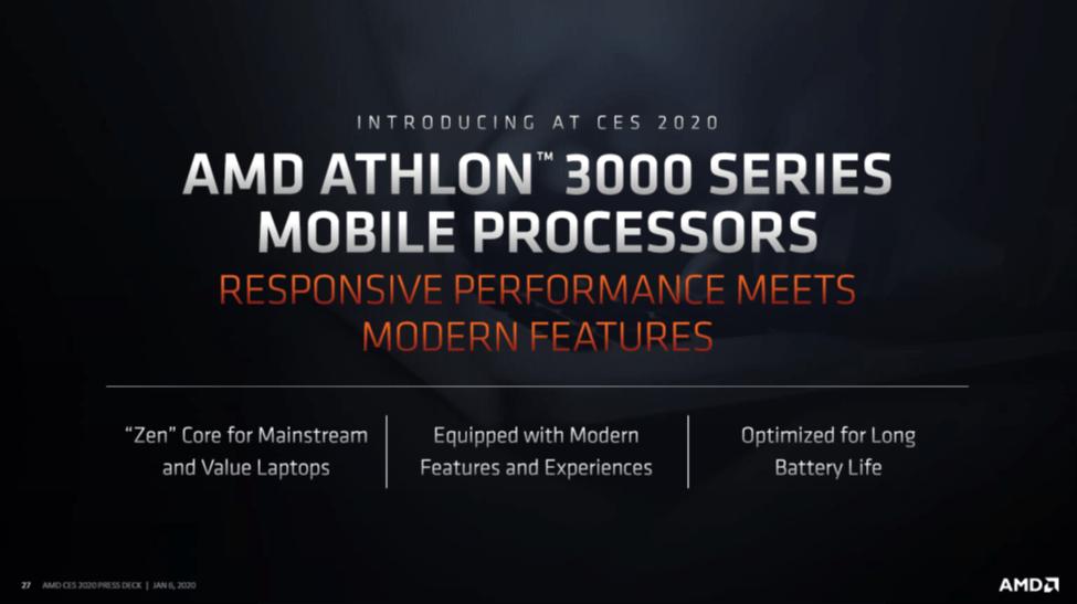 Intro Athlon 3000