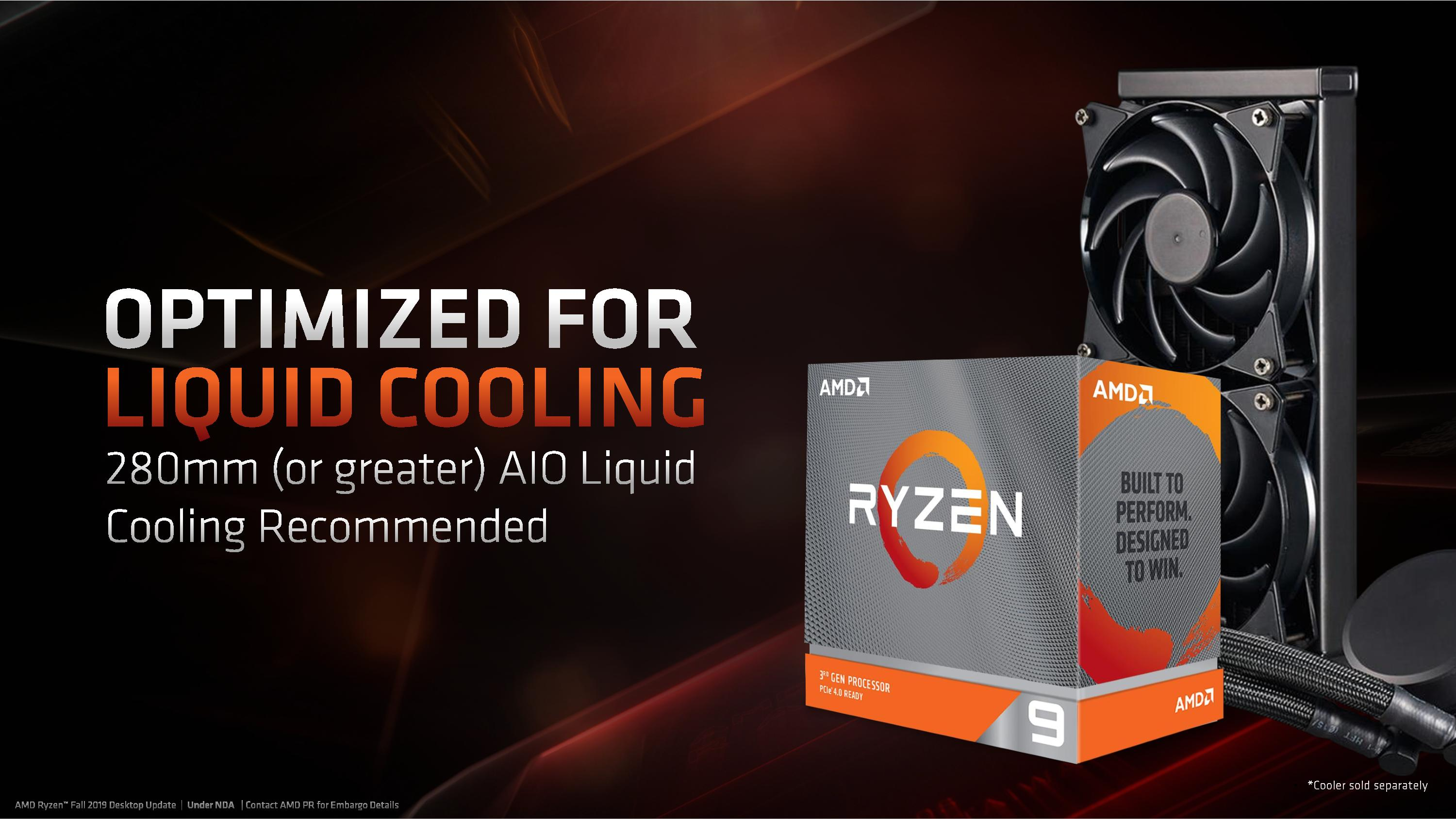 Optimized for Liquid Cooling