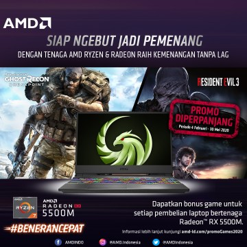 Intro promo MSI Alpha 15