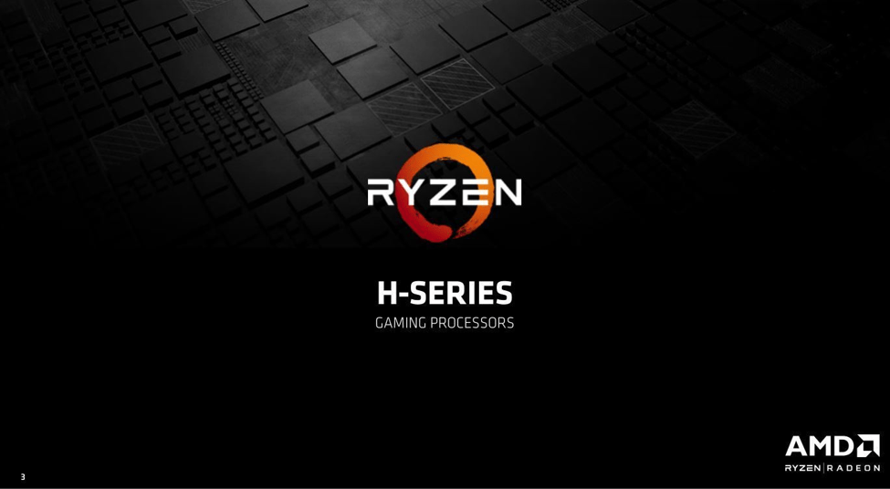 Ryzen H-Series