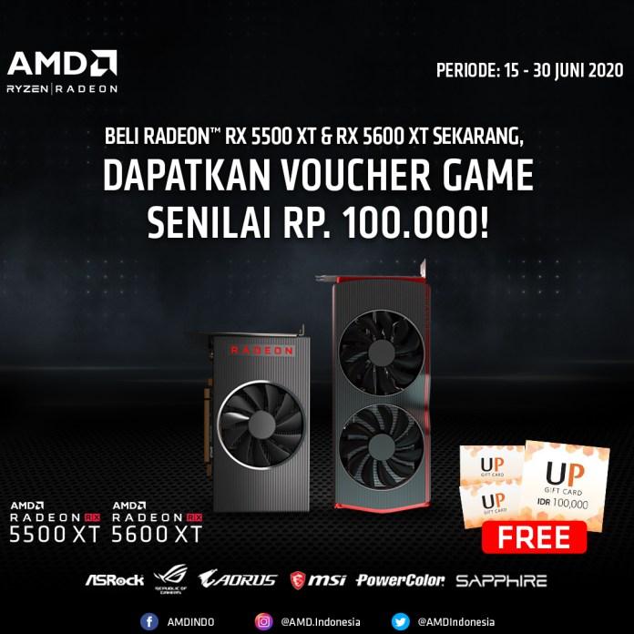 Radeon™ RX Unipin