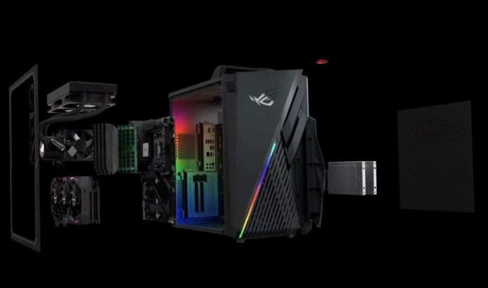 ASUS ROG Desktop G35DX-R98T6
