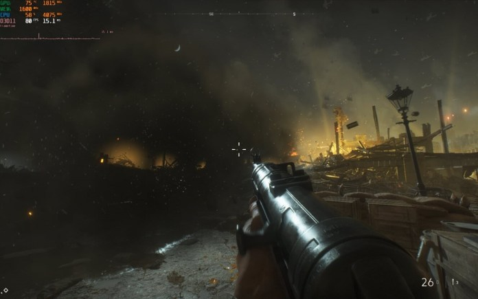 Pengujian Battlefield V