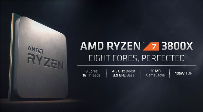Ryzen™ 7 3800X