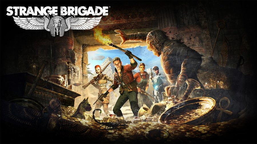 Welcome to AMD   Processors   Graphics and Technology   AMD Strange Brigade game image