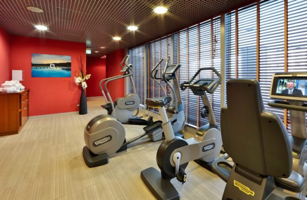 AtaHotel The One - Gym -00 Directory listings