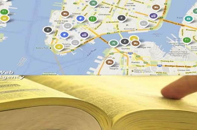 Online Advertising Directory listings