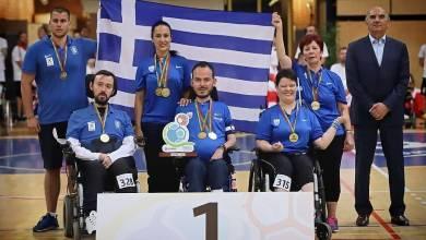 Photo of Δεύτερο παγκόσμιο μετάλλιο στο Μπότσια για την Ελλάδα