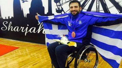 Photo of Χάλκινο μετάλλιο ο Τριανταφύλλου στο ευρωπαϊκό πρωτάθλημα ξιφασκίας με αμαξίδιο