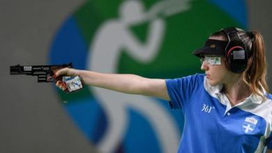 Photo of Θρίαμβος! Παγκόσμια πρωταθλήτρια η Άννα Κορακάκη στο αεροβόλο πιστόλι 10μ.