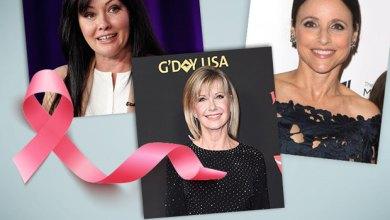 Photo of 3 διάσημες που πάλεψαν με τον καρκίνο του μαστού μας εμπνέουν με τα λόγια τους