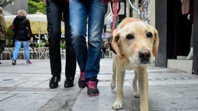 Photo of Πώς είναι να ζει ένας τυφλός στο κέντρο της Αθήνας
