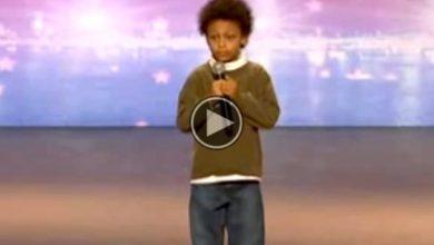 Photo of Όταν αυτό το 9χρονο αυτιστικό αγόρι ανέβηκε στη σκηνή, όλοι έμειναν με το στόμα ανοιχτό
