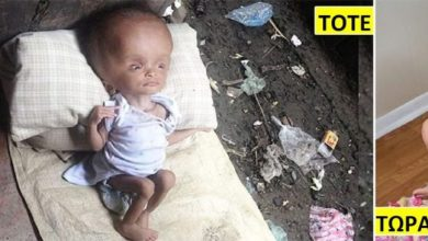 Photo of Άρρωστη μικρούλα που εγκαταλείφθηκε στα σκουπίδια να πεθάνει, πήρε αγάπη και έγινε αγνώριστη χάρη στο «φύλακα άγγελό» της