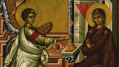 Photo of Ευαγγελισμός της Θεοτόκου: Μεγάλη γιορτή της Ορθοδοξίας σήμερα 25η Μαρτίου