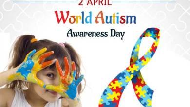 Photo of 2 Απριλίου: Παγκόσμια Ημέρα Αυτισμού… #LightItUpBlue