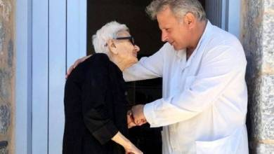 Photo of Ο καλύτερος οικογενειακός γιατρός της Ευρώπης είναι Έλληνας: «Δεν κοροϊδέψαμε ποτέ τον άνθρωπο»