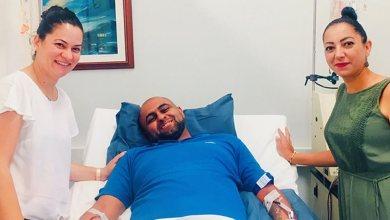 Photo of Τουρκοκύπριος δότης μυελού των οστών «σώζει» Ελληνόπουλο με λευχαιμία