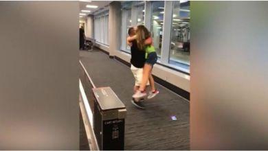 Photo of Η συγκινητική στιγμή που δυο ερωτευμένα παιδιά με σύνδρομο Down ξανασυναντιούνται [video]