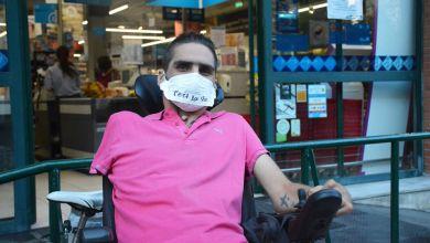 Photo of «Αν πιστεύεις ότι η χρήση μάσκας σε περιορίζει τότε δεν έχεις ιδέα τι θα πει περιορισμός»: Συγκλονίζει ο Δ. Αντωνίου