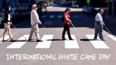 Photo of Παγκόσμια Ημέρα Λευκού Μπαστουνιού : Πως βιώνουν την πανδημία τα άτομα με αναπηρία όρασης