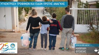 Photo of Χαμόγελο του Παιδιού: Χριστουγεννιάτικη εκστρατεία συγκέντρωσης τροφίμων και ειδών πρώτης ανάγκης για παιδιά και οικογένειες