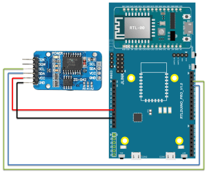Ameba Arduino: [RTL8195] [RTL8710] RTC – Use NTP to rectify DS1307DS3231 RTC – Realtek IoT