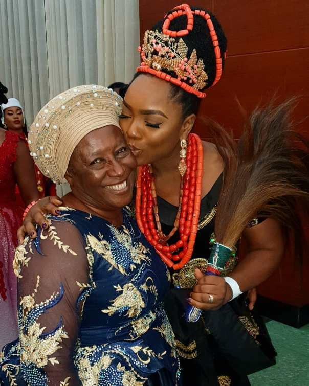 Chioma Akpotha Showers Accolades On Patience Ozokwor (2)