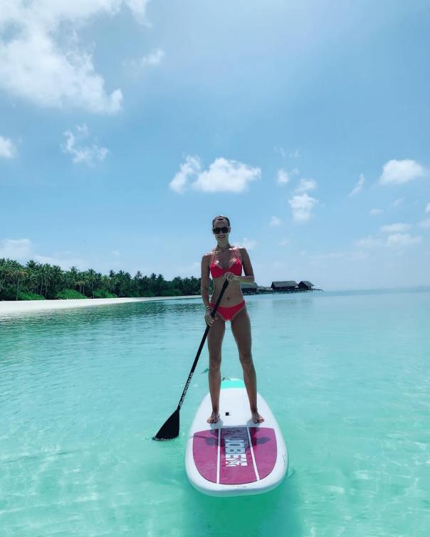 Olga Diyachenko Shows Off Bikini Body (2)
