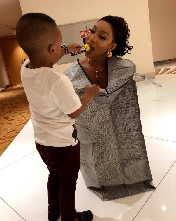 Tonto Dikeh Is Securing The Bag (2)
