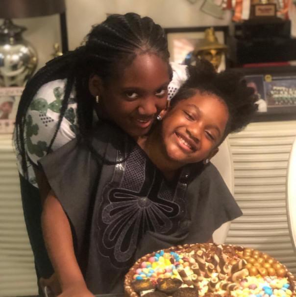 Olivia Idibia's 5th Birthday Bash (3)