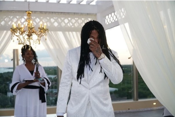 Waka Flocka And Tammy Rivera Renew Vows In Mexico (2)