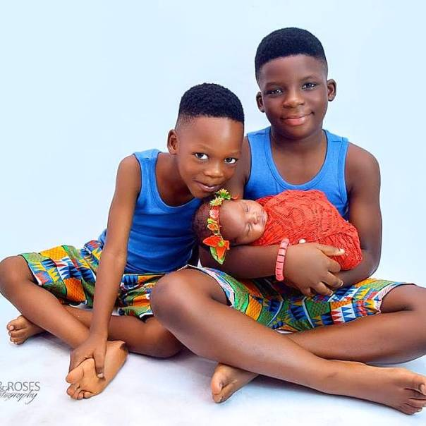 Walter Anga Children His Most Precious Gifts (2)